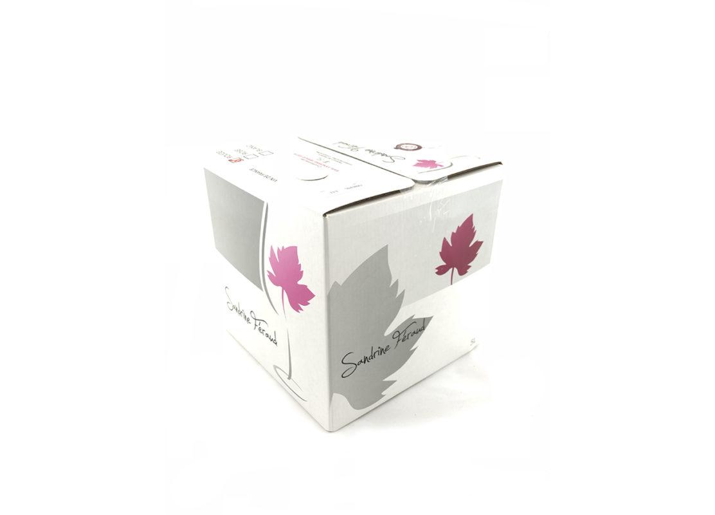 Cubi de rosé vin de France Domaine de l'Estagnol