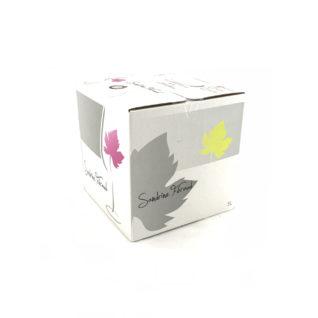Cubi de Rouge 5litres - Vin de France Bag in Box