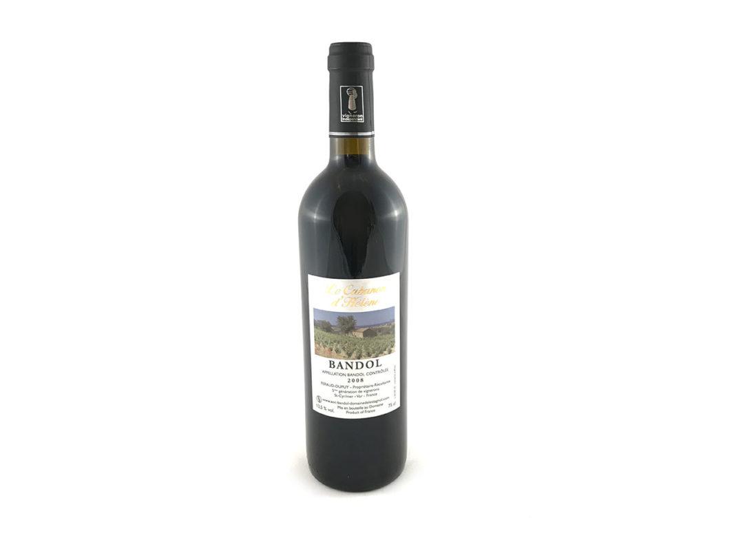 Vin de Bandol Rouge 2008 Domaine de l'Estagnol Sandrine Féraud