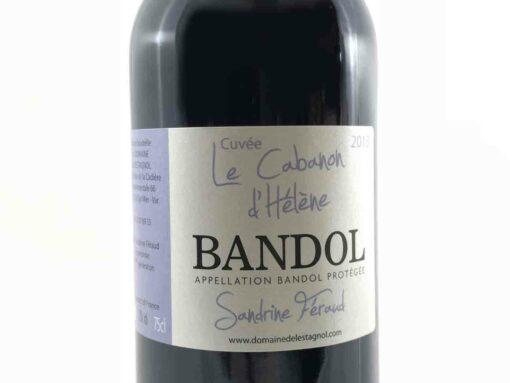 Vin de Bandol Rouge millésime 2013 Domaine Estagnol Sandrine Féraud