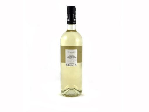 vin de France blanc domaine de l'Estagnol Sandrine Féraud