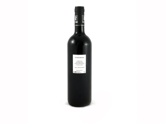vin de France rouge Domainede l'Estagnol