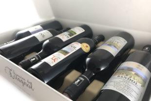 Carton 6 bouteilles de vins de Bandol Domaine de l'Estagnol