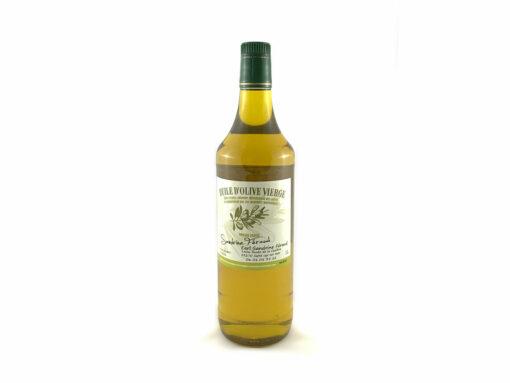 Huile d'olive vierge de Provence