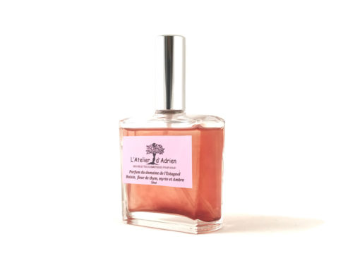 Parfum au raisin du Domaine de l'Estagnol