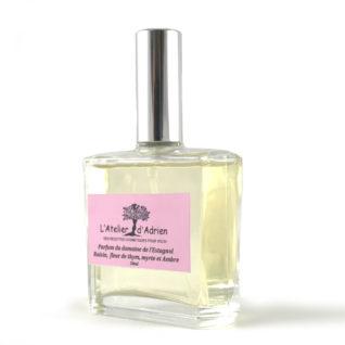Parfum au raisin du Domaine de l'Estagnol Sans paillettes