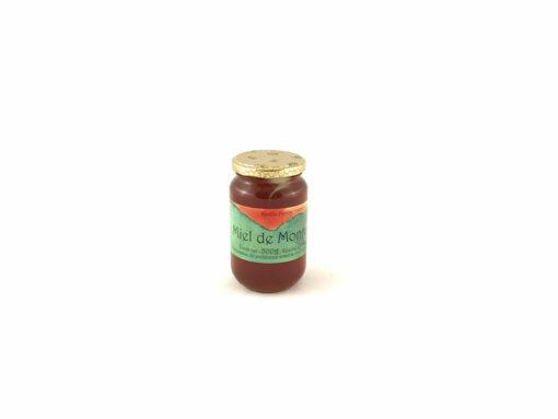 Miel de Montagne IGP Aurélie Perillat le pot de 500gr