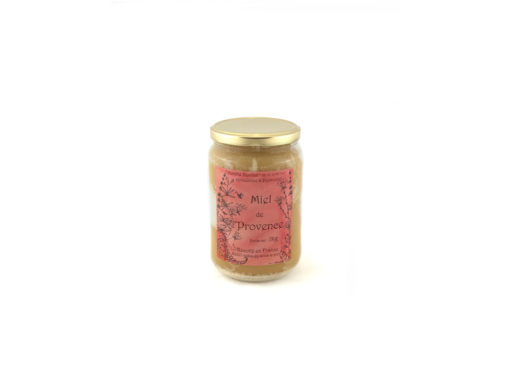 Pot de miel de Provence Aurélie Perillat 1kg