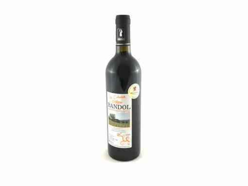 Vin de Bandol rouge millésime 2009 Domaine de l'Estagnol
