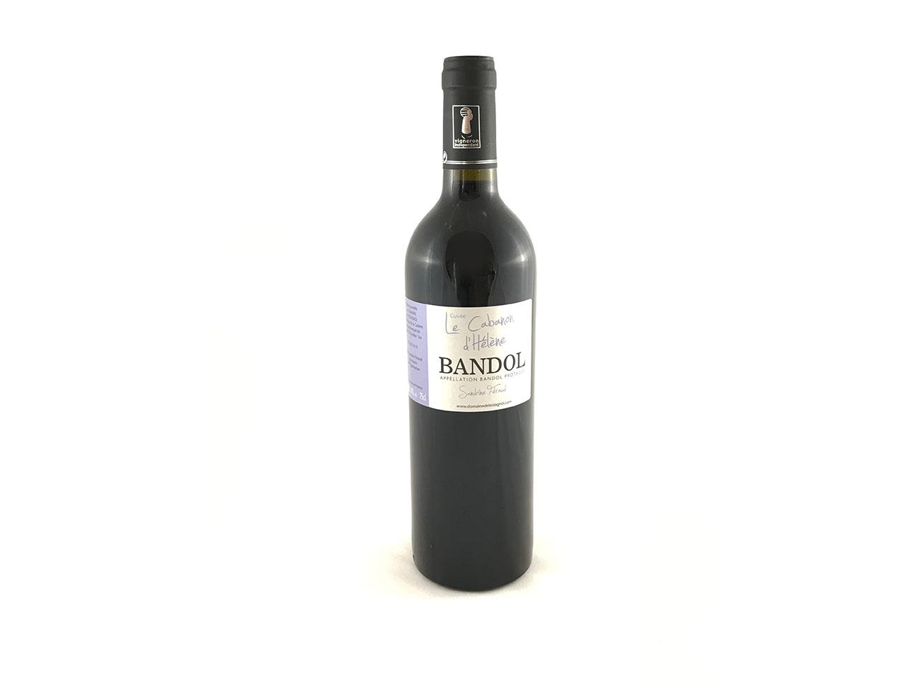 Domaine de l'Estagnol Vin de Bandol 2012 vin rouge