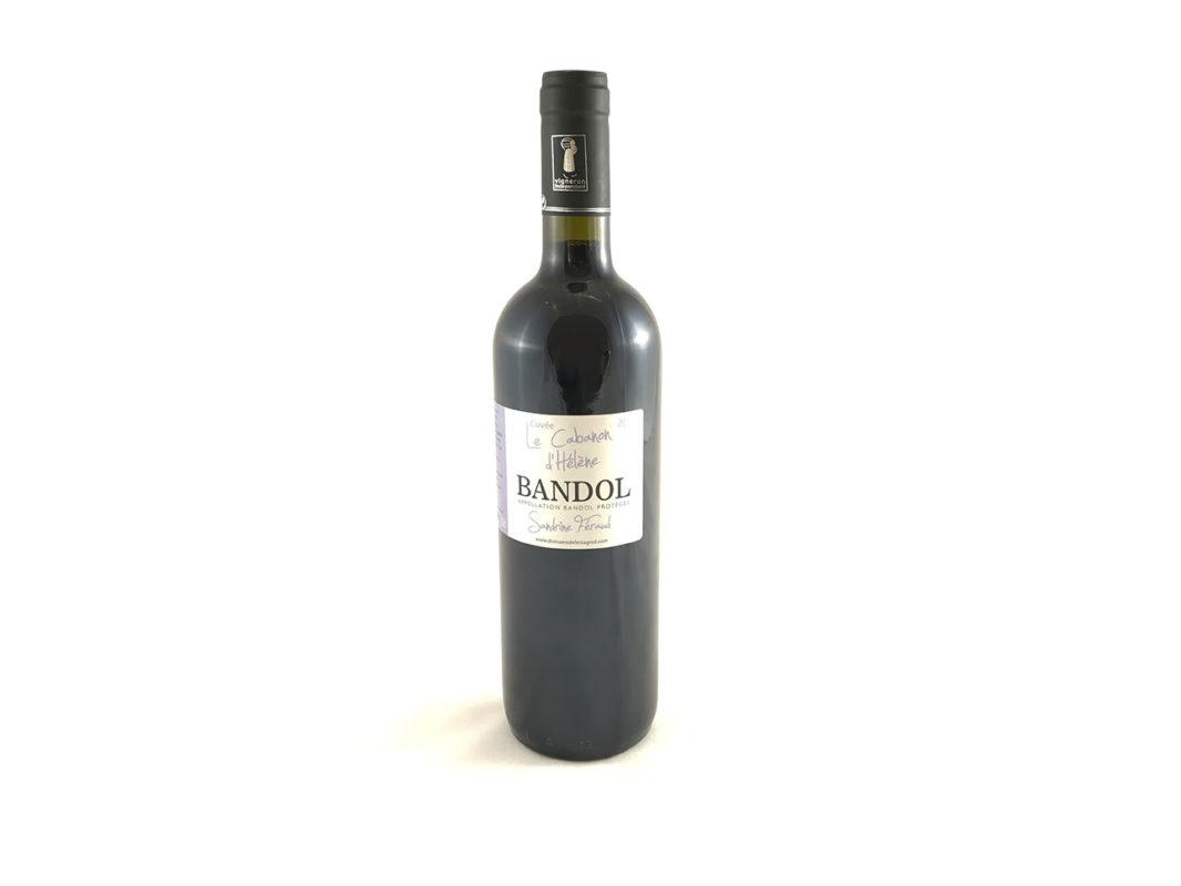 Sandrine Féraud Domaine de l'Estagnol Vin rouge Bandol 2013