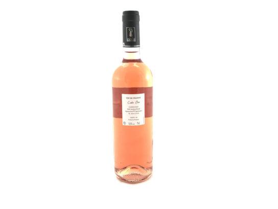 vin de France rosé cuvée Elise Domaine de l'Estagnol