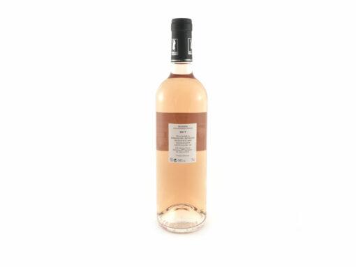 domaine de l'estagnol vin de Bandol rosé 2017