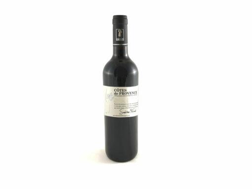 cotes de provence rouge domaine de l'estagnol bouteille vin